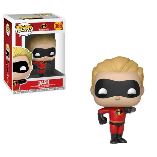 Funko Pop! Disney: The Incredibles 2 - Dash
