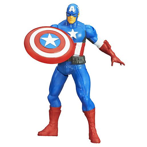 Marvel Avengers Battlers - Captain America Figure