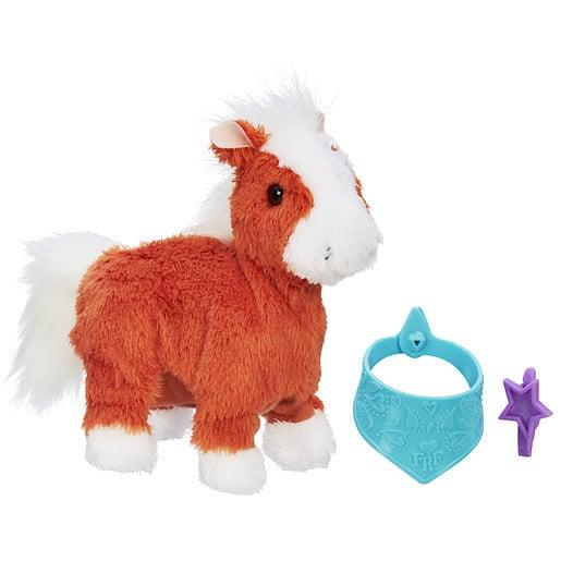 FurReal Friends Snuggimals Walkin Ponies  GingerLee