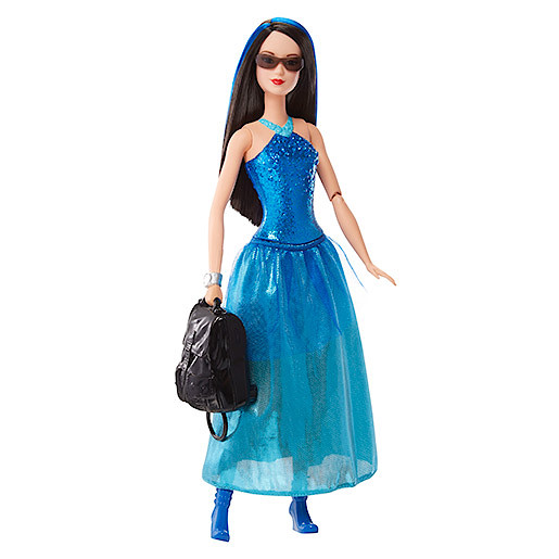 Image of Barbie Spy Squad Secret Agent Doll - Renee