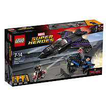 LEGO Marvel Super Heroes Black Panther Pursuit - 76047