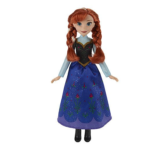 Image of Disney Frozen Classic Anna Doll