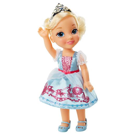 Image of Disney Princess Toddler Doll - Cinderella