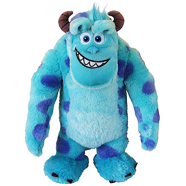 Monsters university 50cm sulley soft toy the entertainer the monsters university 50cm sulley soft toy enlarged view of picture voltagebd Image collections