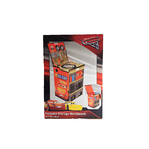 Storage 2n1 Play Set - Disney Cars