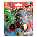 Metalica Spinz - Red