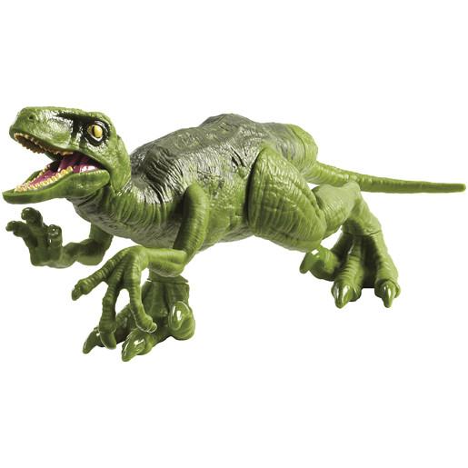 Jurassic World Attack Pack - Velociraptor Green