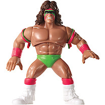WWE Ultimate Warrior Retro Action Figure