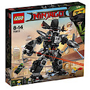 LEGO The Ninjago Movie Garma Mecha Man 70613