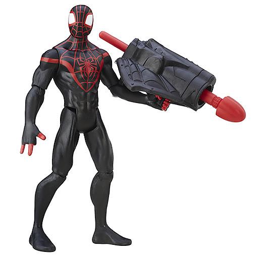 Marvel Ultimate SpiderMan Sinister 6 15cm Action Figure  Kid Arachnid