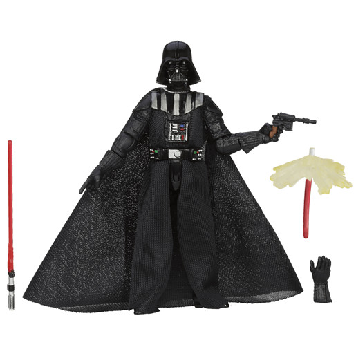 Star Wars Black Series 9.5cm Figure - Darth Vader - Damaged Packaging