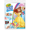 Crayola Mess Free Disney Princess Colouring Pages
