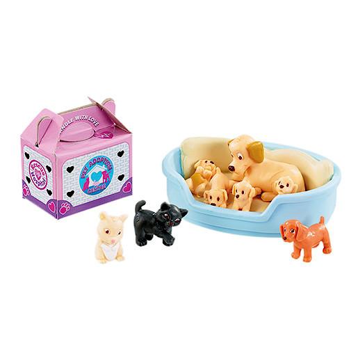 Animagic Rescue Hospital Puppy Play School