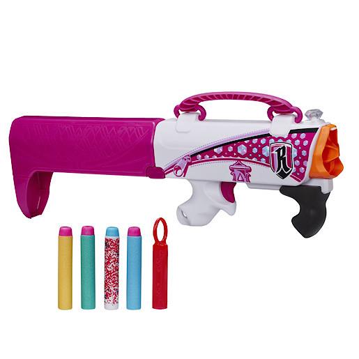 Nerf Rebelle Secret Shot Pink Blaster