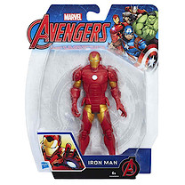 Marvel Avengers 6-inch Basic Figures - Iron Man