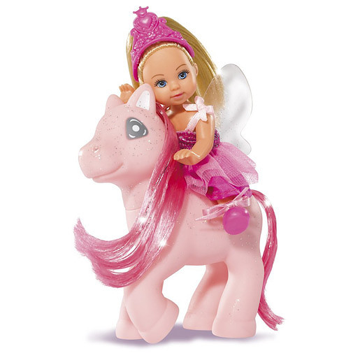 Evi Love Fairy & Pony - Light Pink