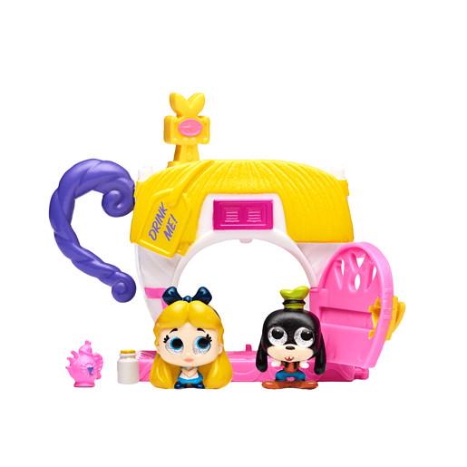Disney Doorables Mini Stack Playset - Alice in Wonderland
