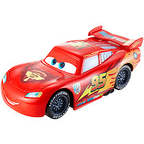 Disney Cars Wheelie Action Racers -  Lightning McQueen