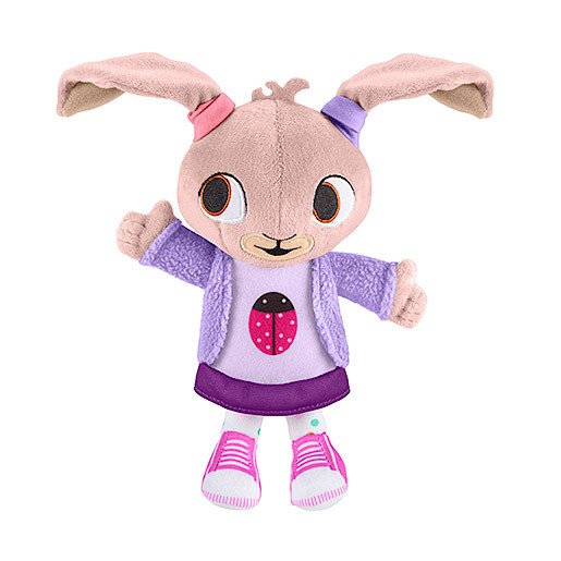 Image of Fisher-Price Bing & Friends Soft Toy - Coco