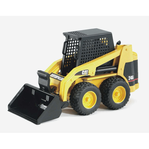 Bruder Cat Skid Steer Loader Vehicle