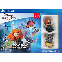 Disney Infinity 2.0 Starter Pack - PS4 Disney