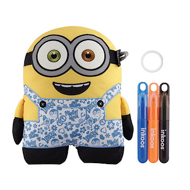 Inkoos Color 'n' Glow Minions - Bob - The Entertainer ...