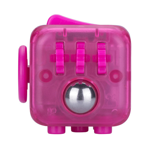 Fidget Cube Series 4 - Hot Pink