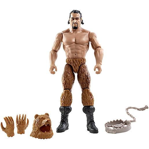 WWE CreateaSuperstar Rusev Figure