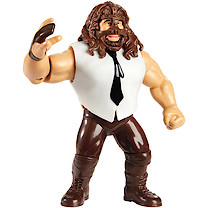 WWE Mankind Retro Action Figure