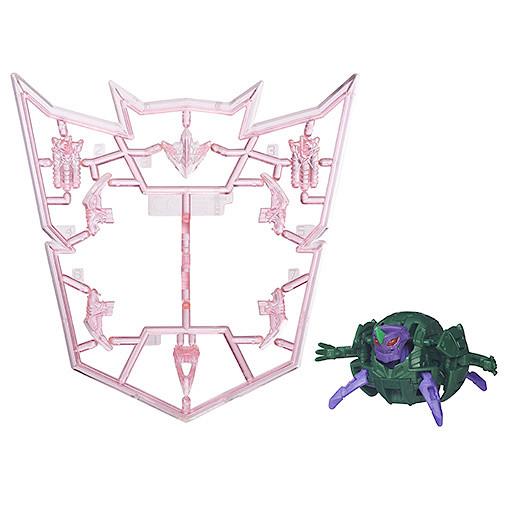 Transformers Robots in Disguise MiniCon Figure  Cyclone Decepticon