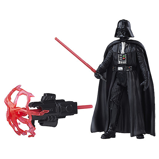 Star Wars Rogue One Figure with Accessory - Darth Vader