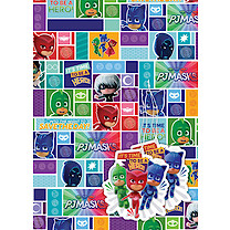 PJ Masks Wrapping Paper