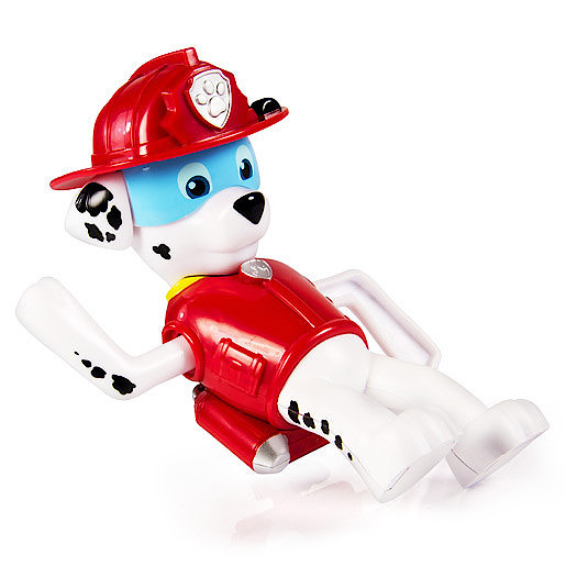 Paw Patrol Paddlin Pups Bath Toy - Marsh