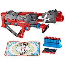 Boom Co Rapid Madness Blaster With 30 Smart Stick Darts