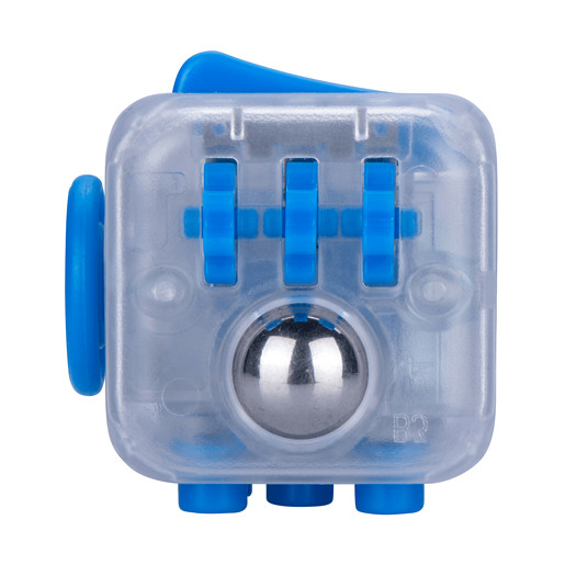 Fidget Cube Series 4 - Transparent
