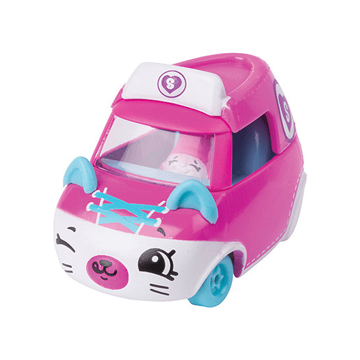 Picture of Shopkins Cutie Cars - Wheely Sneaky