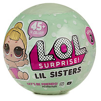L.O.L. Surprise! Lil Sisters Doll Series 2