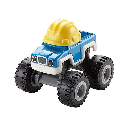 Fisher-Price Blaze and the Monster Machines Die Cast Vehicle - Worker Truck