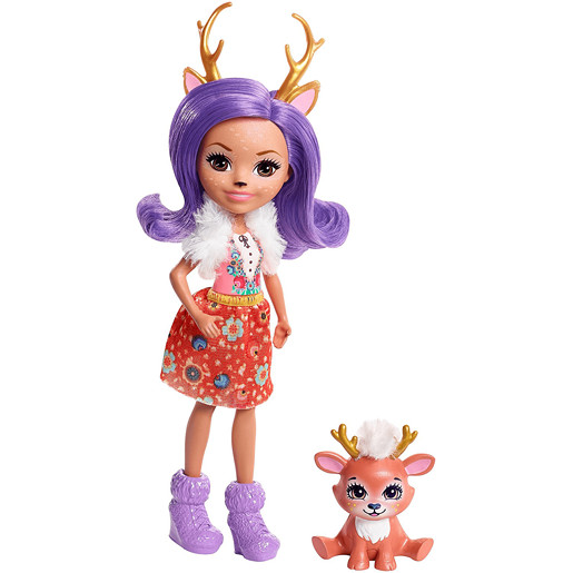 Enchantimals Biche Danessa Deer Doll