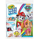 Crayola Mess Free Paw Patrol Colouring Pages