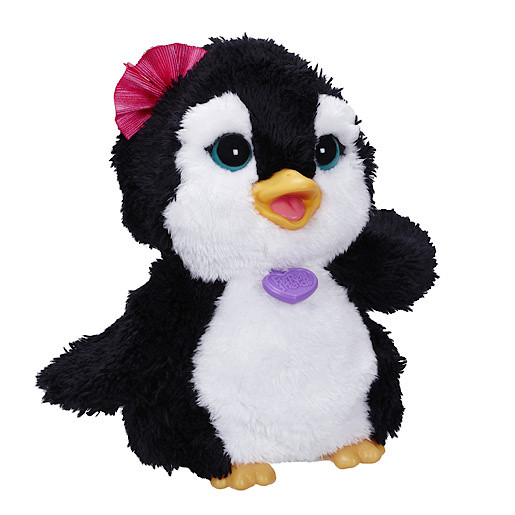 FurReal Friends Happy to See Me Pets  My Dancing Penguin Piper