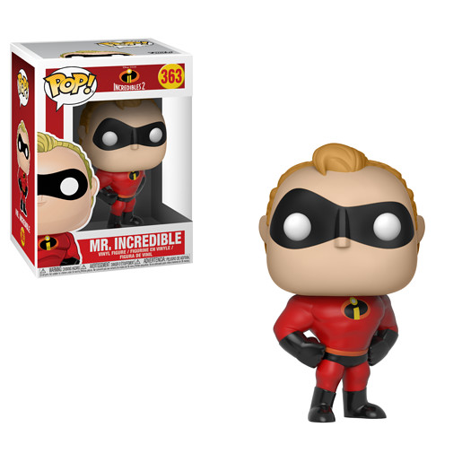 Funko Pop! Disney: The Incredibles 2 - Mr Incredible