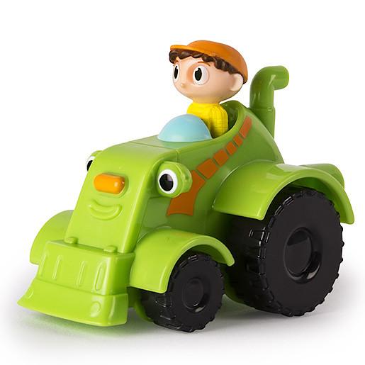 Noddy Racer Vehicle  Farmer Tom in Tractor