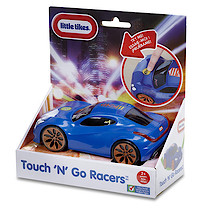Little Tikes Touch 'n Go Racer Vehicle - Blue