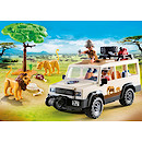 Playmobil 6798 Wildlife Safari Truck with Lions