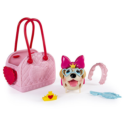 Image of Chubby Puppies Fashion Carrier - Labrador