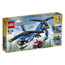 LEGO Creator Twin Spin Helicopter - 31049