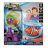 Robo Fish Limited Edition Bowl' Net and Fish Set