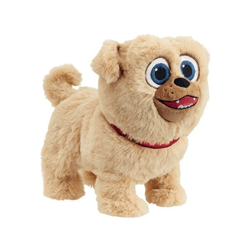 Puppy Dog Pals Adventure Plush Puppy - Rolly