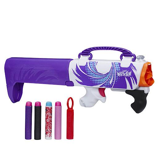 Nerf Rebelle Secret Shot Purple Blaster